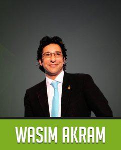 Multan Sultans team Director (Wasim Akram)