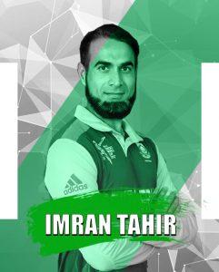 Imran Tahir Multan Sultans