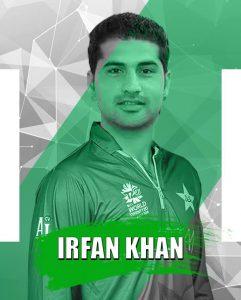 Irfan Khan Multan Sultans PSL3
