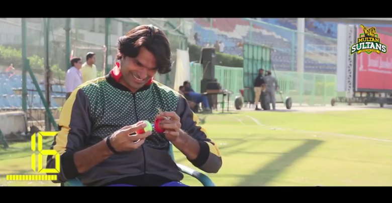 Muhammad Irfan was invited to the show Chai With Sultan where he had a lot of fun.