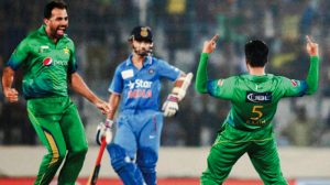 Pakistan vs India games